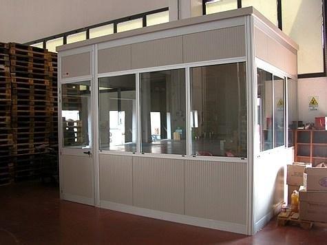 uffici prefabbricati installazione