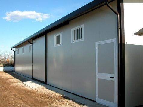 strutture prefabbricate installazione