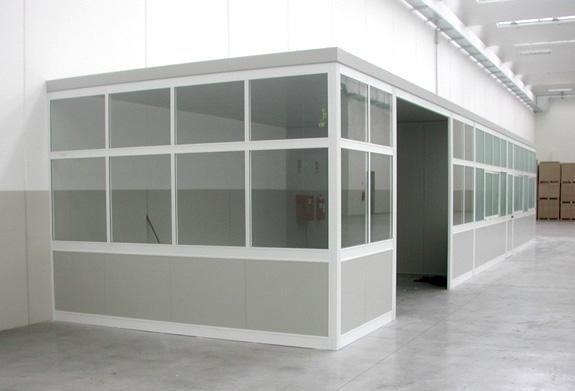 realizzazione uffici prefabbricati