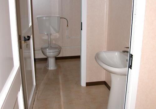 uffici prefabbricati con bagno