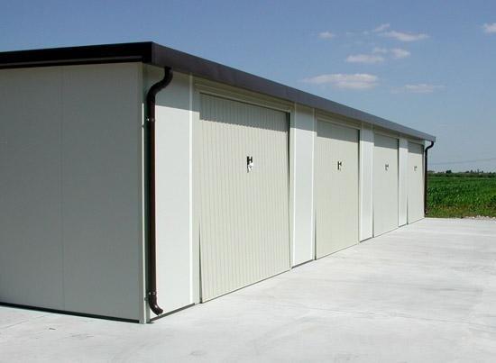 strutture prefabbricate