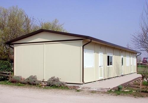 uffici prefabbricati per cantieri