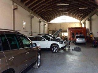 Carrozzeria auto sostitutiva Rovigo