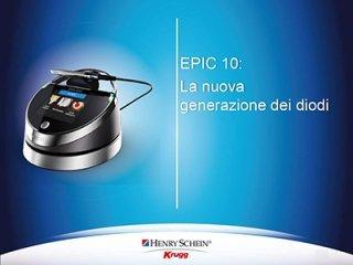 pubblicita EPIC 10