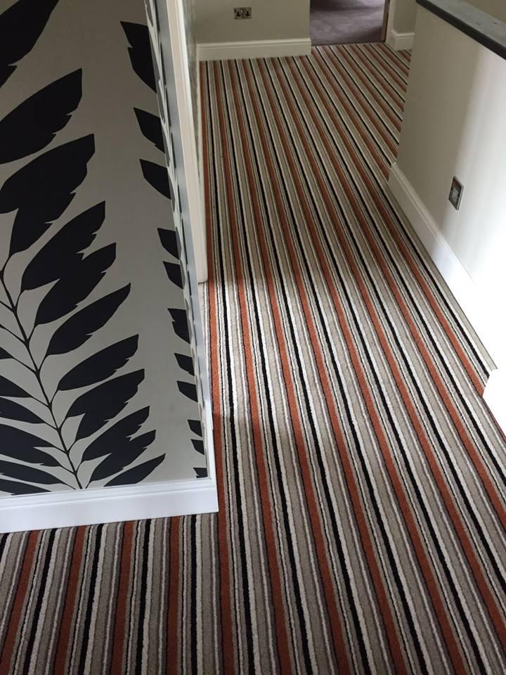 corridor carpet design