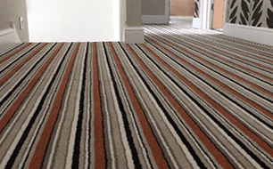 strips carpet