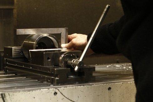 cilindri di acciaio inox