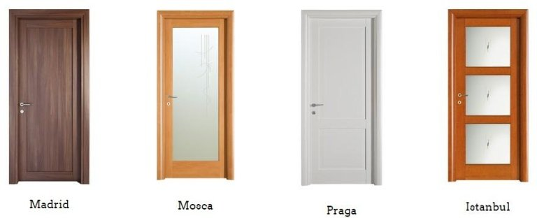 porte massellate MAdrid, Mosca,Praga, Istanbul
