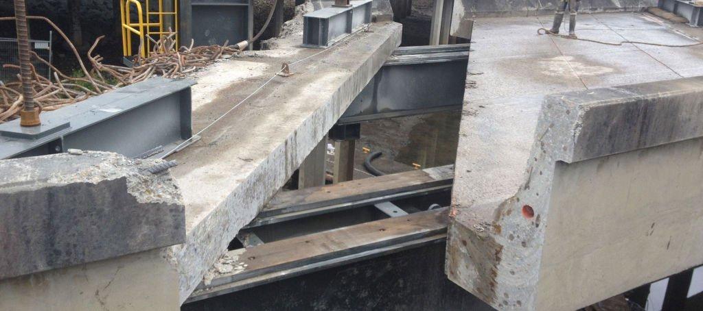 Kwik Cut concrete sawing Ipswich Gallery