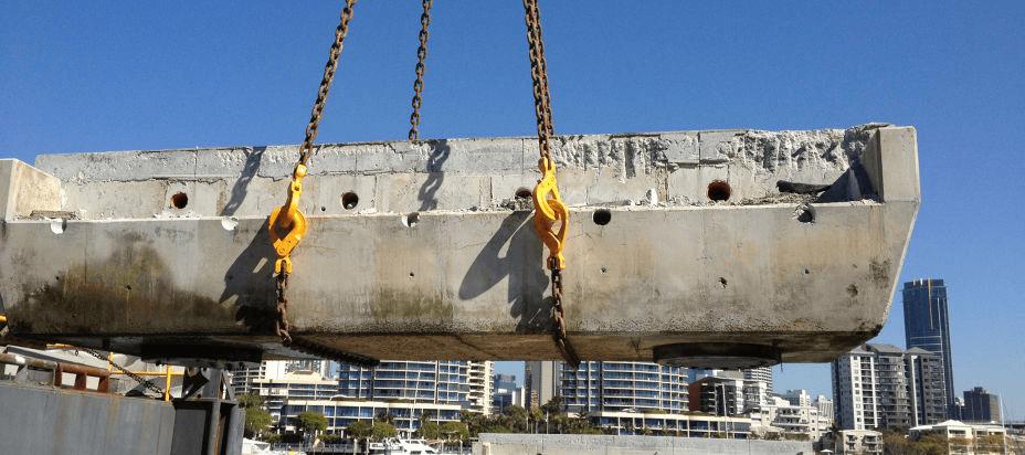 Kwik Cut concrete floor cutting Gold Coast Gallery