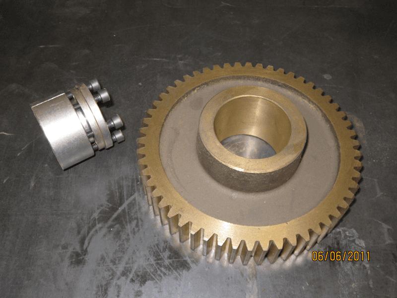 pneumatic hatch motor