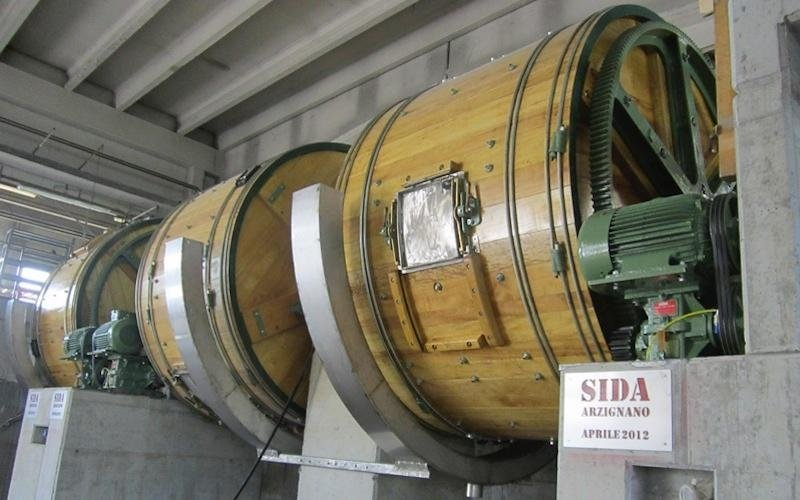 sida arzignano barrel drums