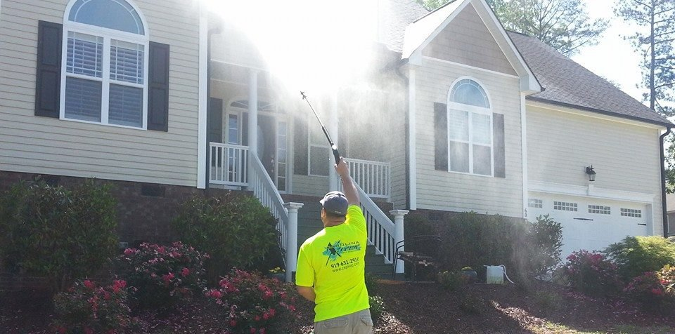 pressure washing Wake Forest, NC
