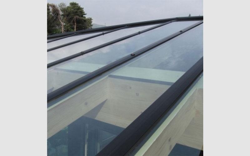 pulizia tetto vetri dopo