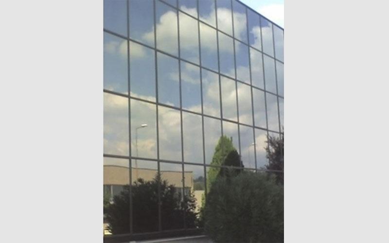 lavaggio vetrate dopo
