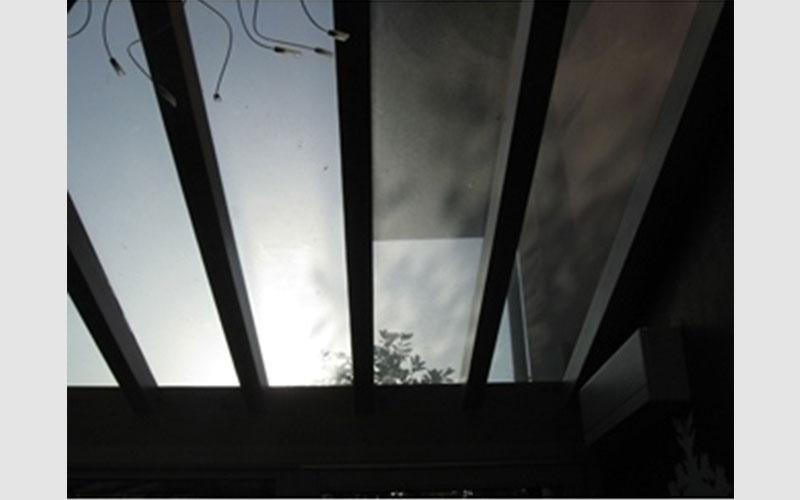 pulizia tetto vetri prima