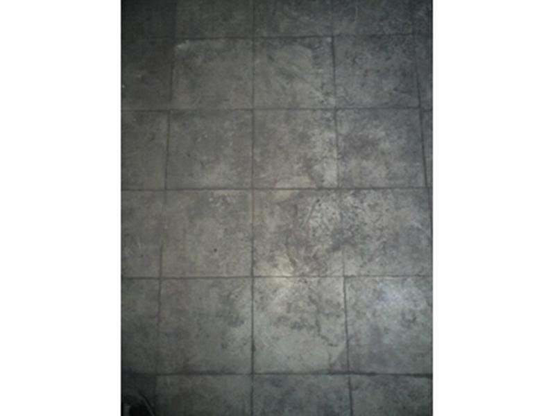 disincrostazione pavimenti prima
