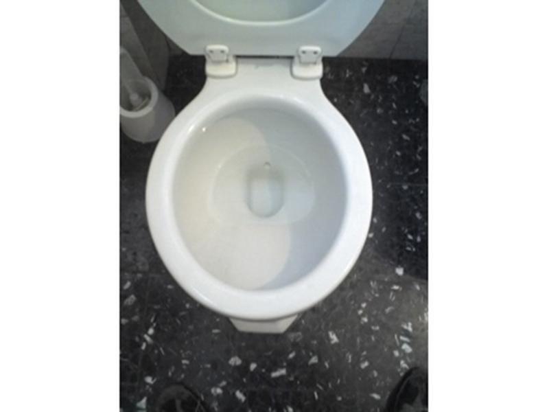 lavaggio sanitari dopo
