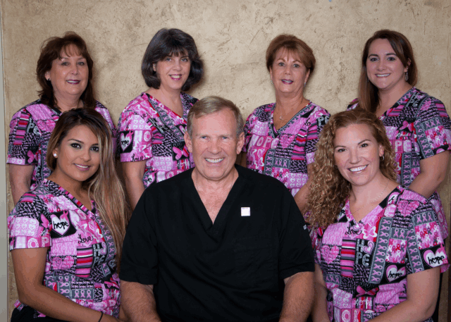 Marty Cloin DDS 3703 W Green Oaks Arlington Texas