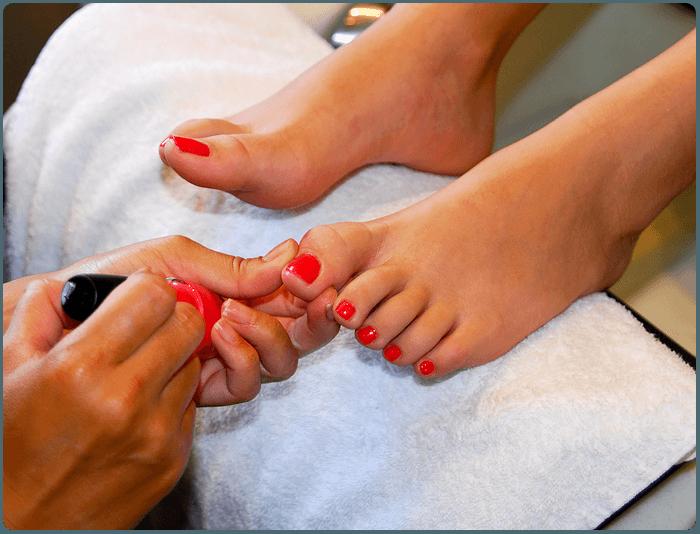 manicure and pedicure in La Crosse, WI