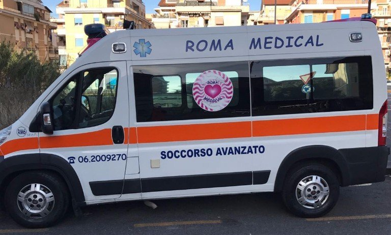 AMBULANZE ROMA
