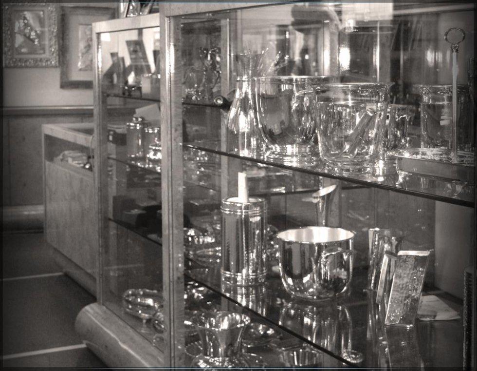 Accessori in argento