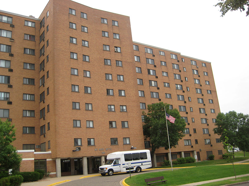 Mt. Airy Apartments