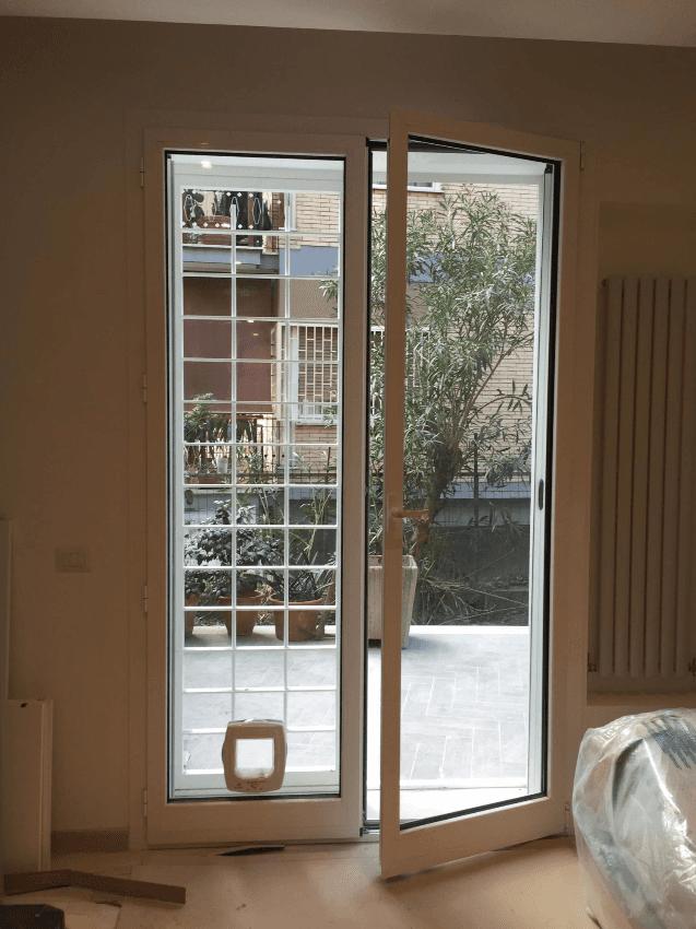 finestre a roma