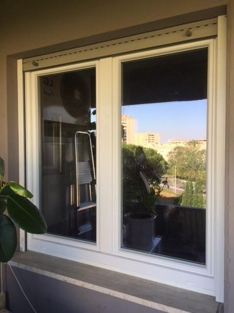 finestre in pvc Roma