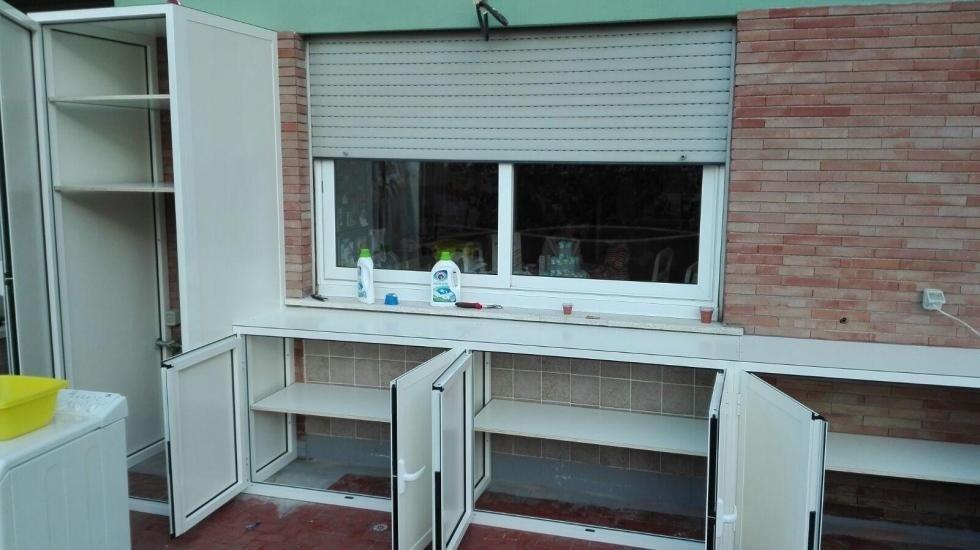 Mobili in ferro fabulous mobili in ferro with mobili in ferro beautiful mobili in ferro - Armadi da balcone ikea ...