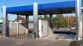 lavaggio veicoli industriali