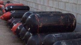 sostituzione periodica delle bombole di metano