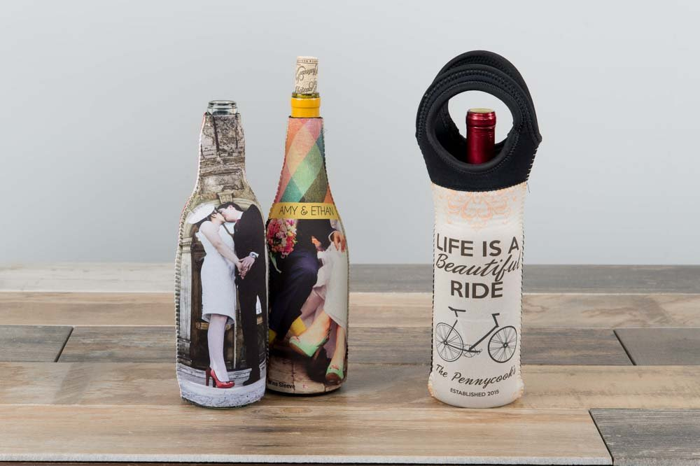 Insulated Wine Sleeve/Totes