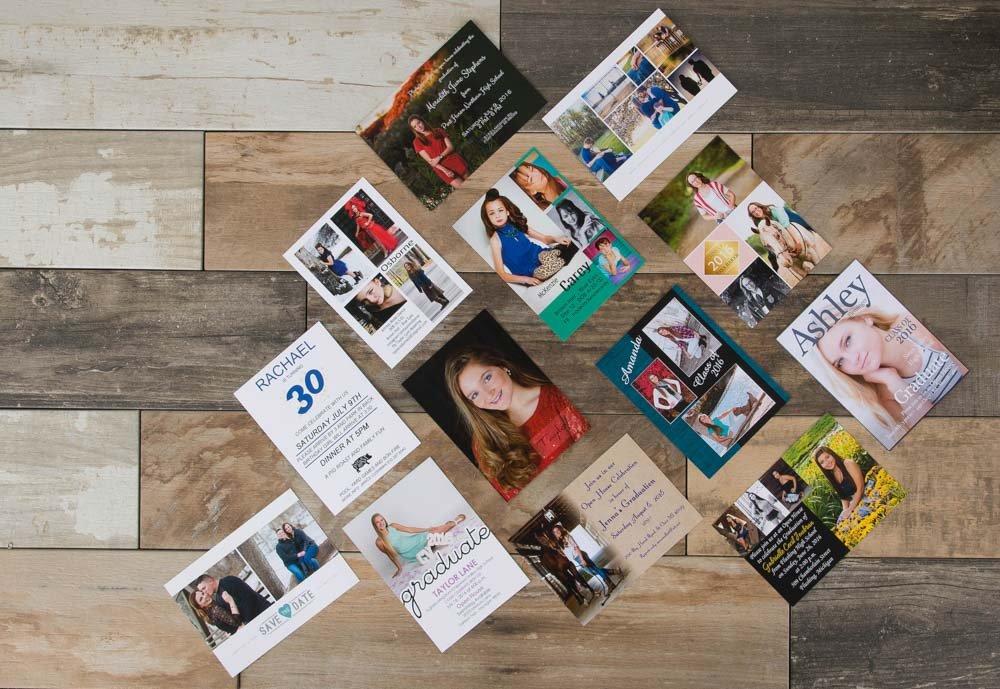 Designer Template Cards