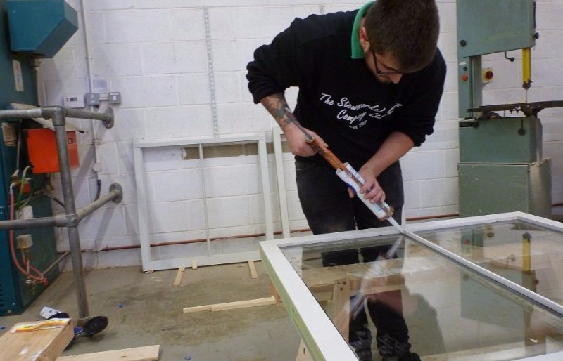 glass work specialist