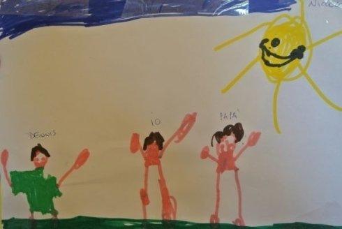 I nostri piccoli artisti