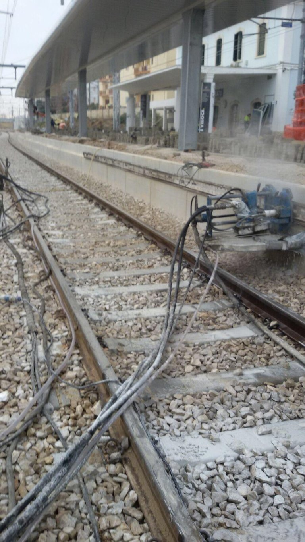lavori ferroviari
