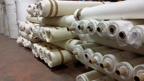 Tessuti stock per divani