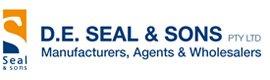 DE Seal Sons LOGO