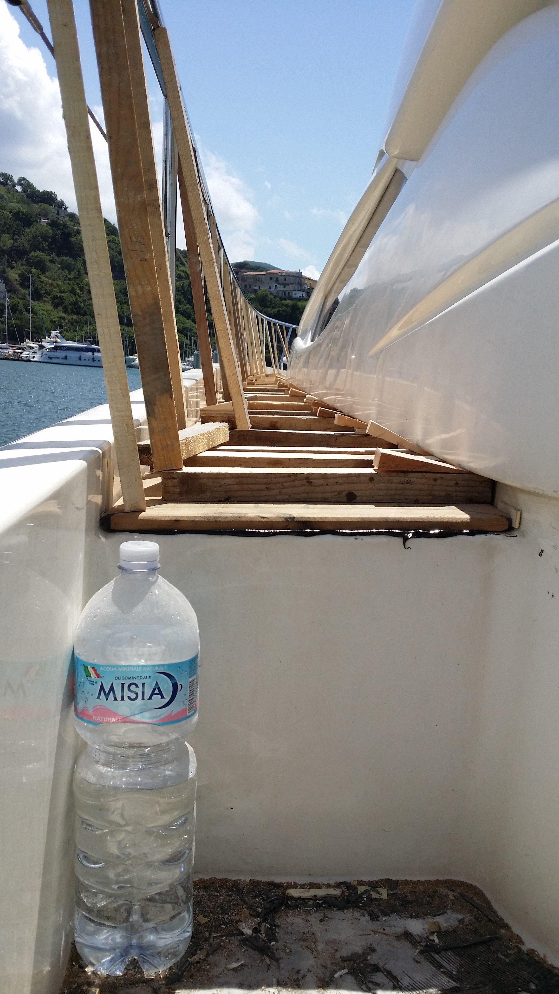 posti al coperto per barche