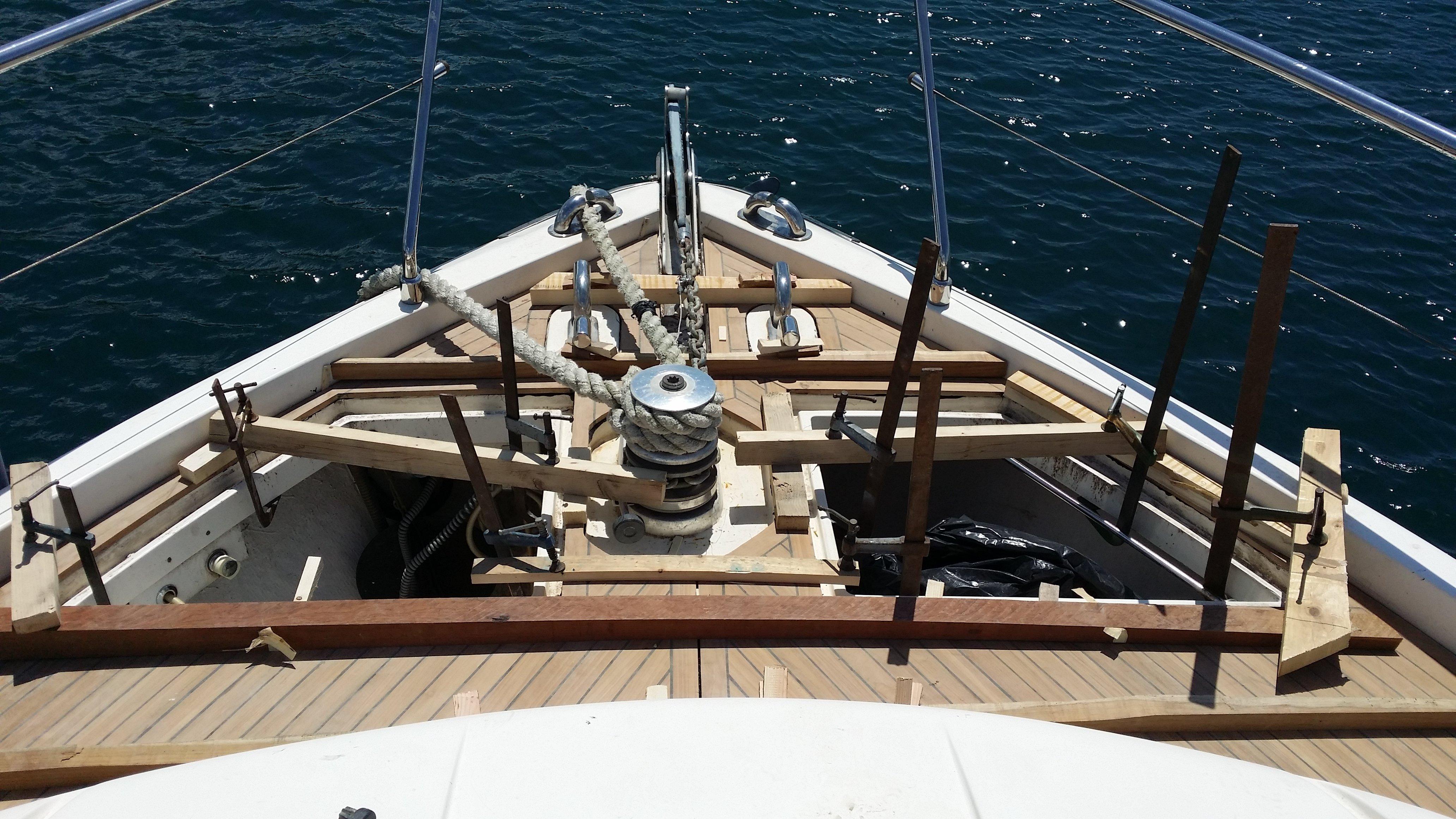 restauro imbarcazioni