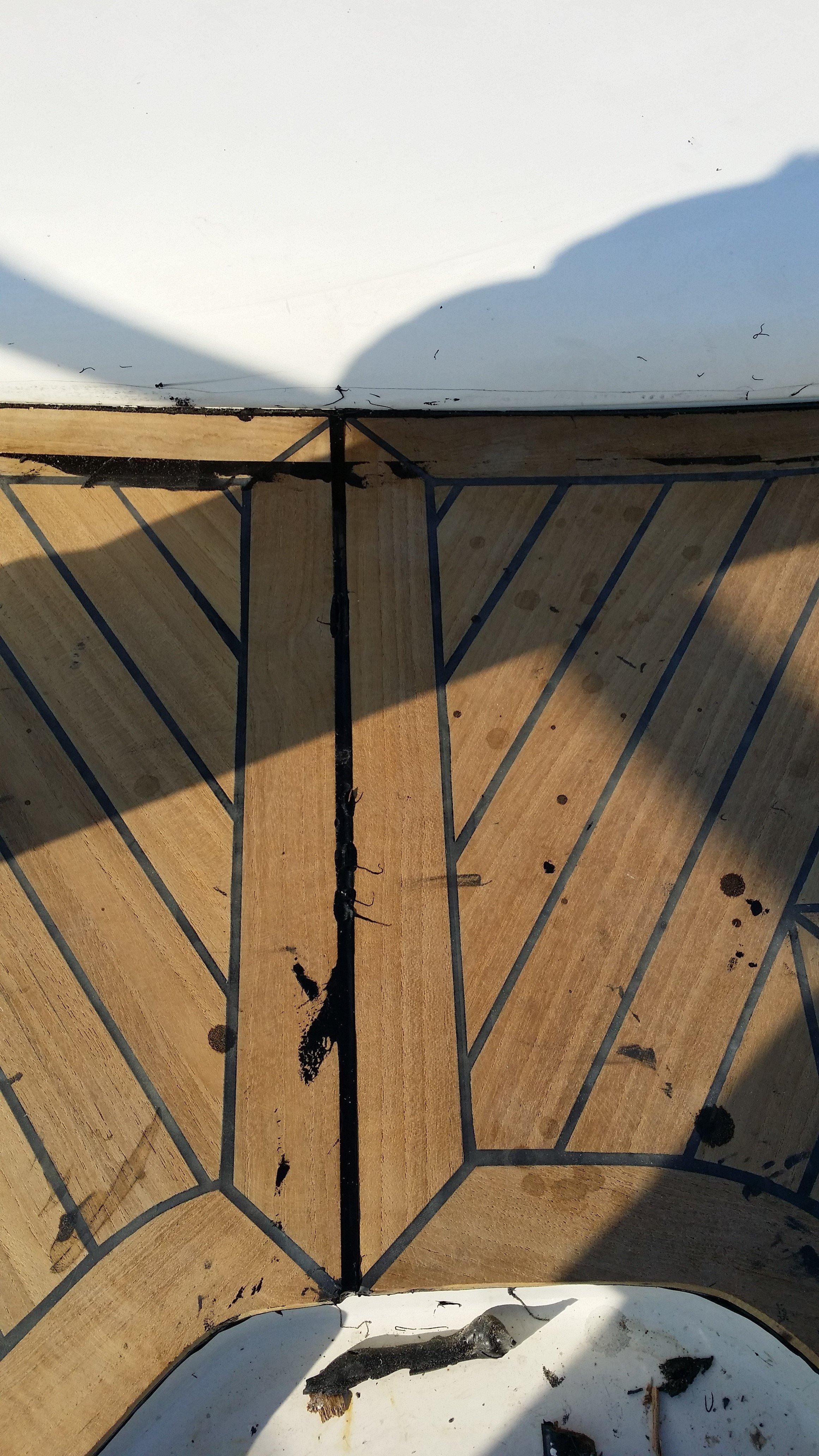 rifacimento teack imbarcazioni