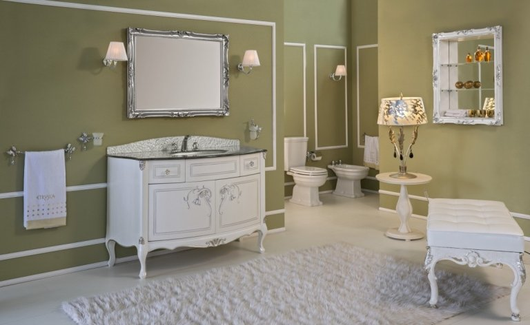 Esempio di bagno