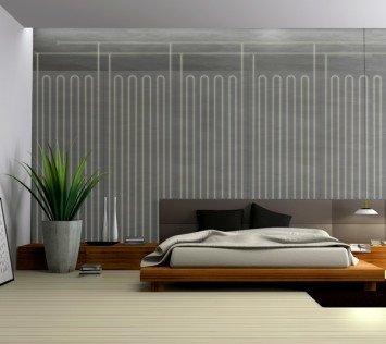 Sistema parete radiante