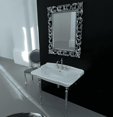 Lavabo consolle Hermitage