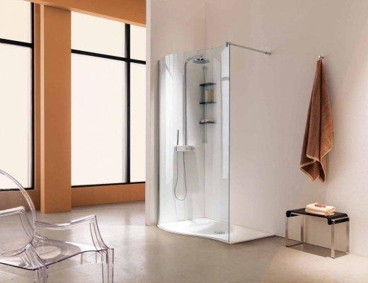 Esempio di box doccia