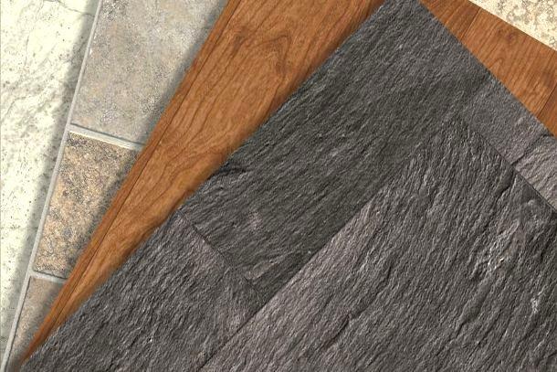 new vinyl floor colours