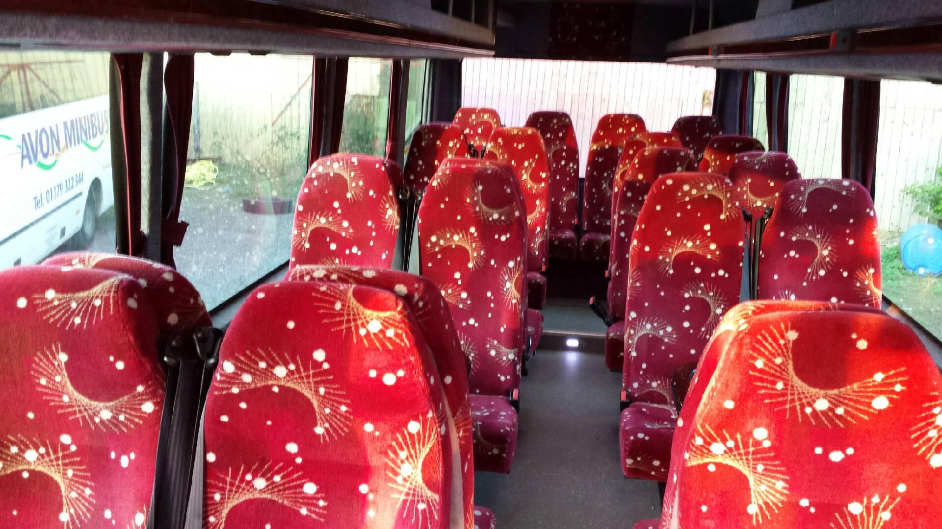 2-seater minibus