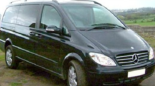 airport transfer car