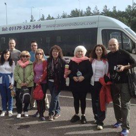 minibus travellers
